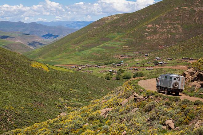 Freunde in Lesotho finden
